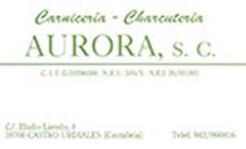 Carnicería Aurora
