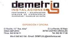Demetrio Instalaciones