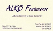 Fontanería Alko