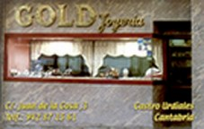 Joyería Gold